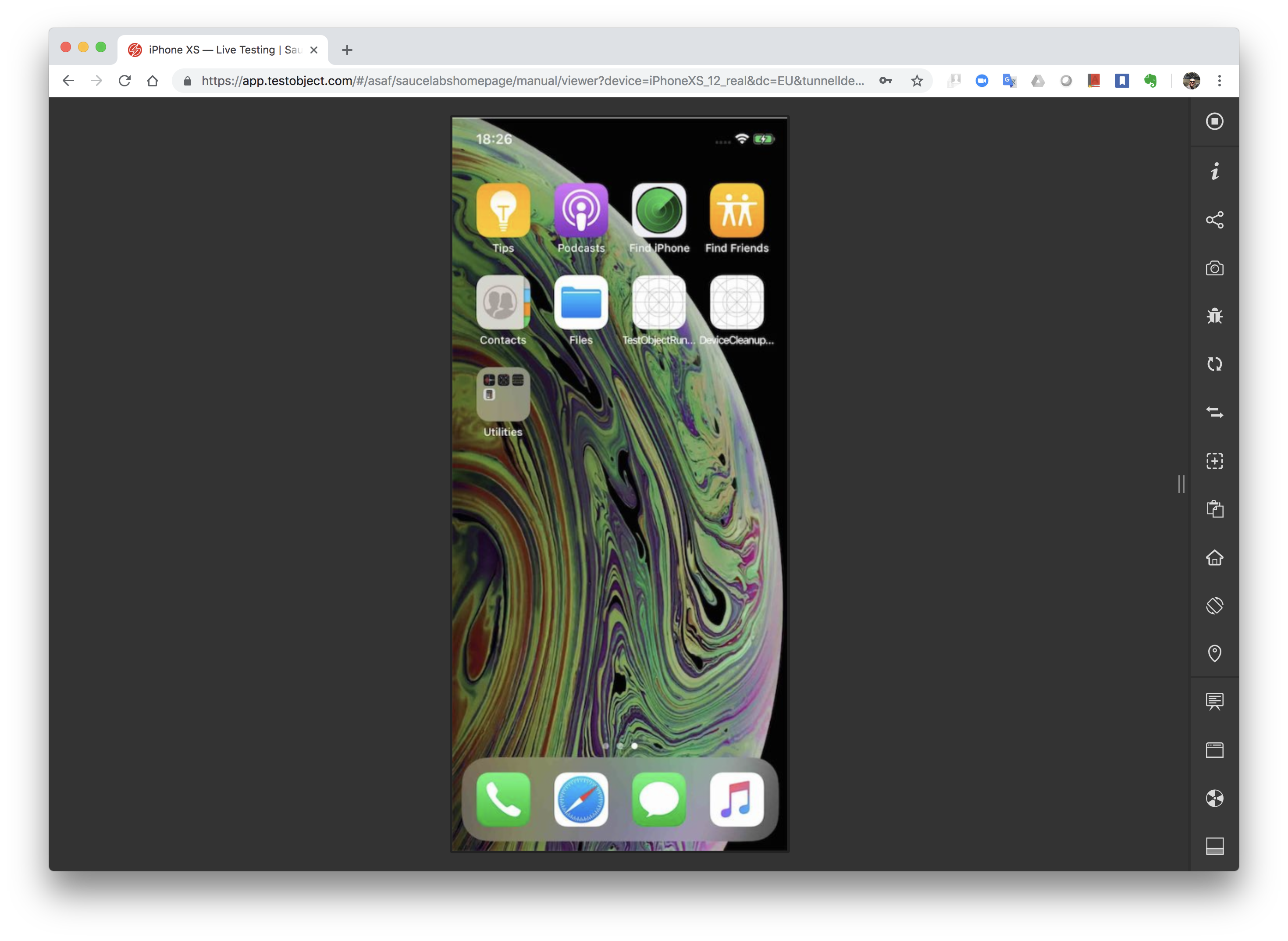 Announcing RDC same day support for the iPhone Xs & Xs Max